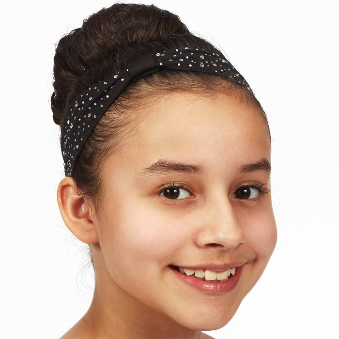 Dasha Copy of 2651P-Bejeweled Headband-PINK