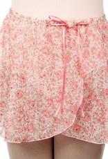 Dasha 4463P-Child Floral Mock Wrap-SM