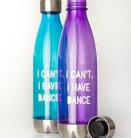 Covet Dance ICIHD2-Water Bottle-I CANT I HAVE DANCE