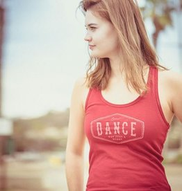 Covet Dance DNJH-TK-Racerback tank-DANCE-NOT JUST A HOBBY