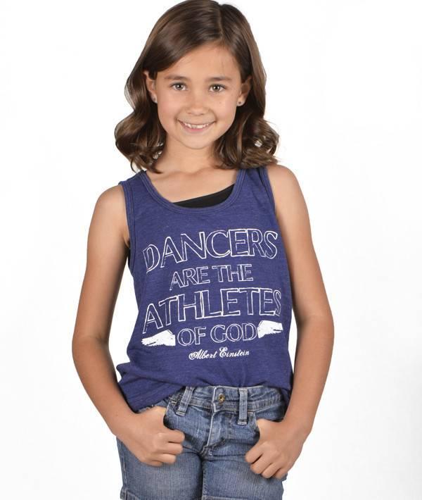 Covet Dance DAG-TK-DANCER ARE THE ATHLETES OF GOD