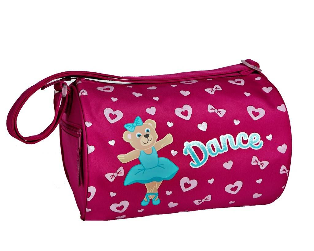 Horizon Dance HD-1017-Beary Sweet Duffel