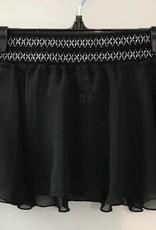 Bloch CR1861-Skirt-BLACK