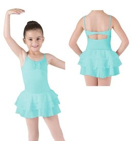 Bloch CL8082-Dance Dress-Blue Radiance-6X-7