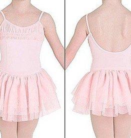 Bloch CL7107-Dance Dress-PINK-6X-7 CHILD