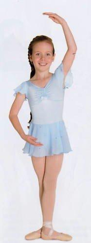 Bloch CL7110-Dance Dress-LILAC-2-4 CHILD