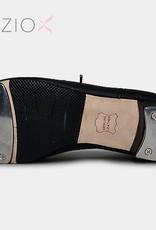 Capezio CG19C-Cadance Tap Shoes Leather Sole Child-BLACK