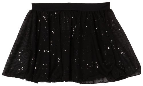 Capezio 3949C-Pull On Sequined Skirt