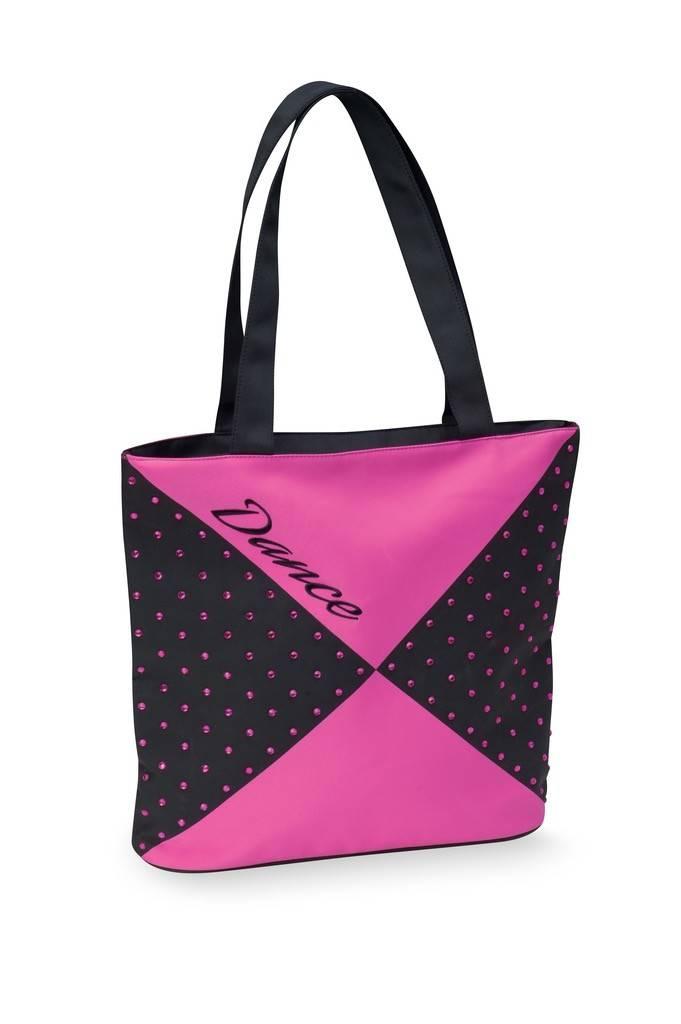 Danshuz B715-Dance Jewels Tote Bag