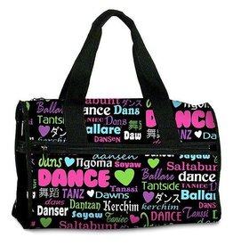 Danshuz B430-Dance International Duffel