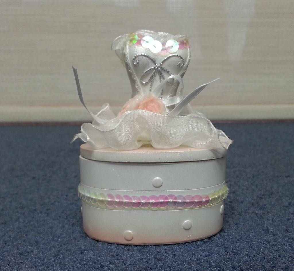 Dasha 6050-Jewelry Box