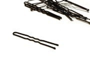 FH2 AZ0029-2 Inch Hair Pin-BLACK