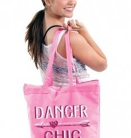Heart & Soul DA430-Light pink tote bag