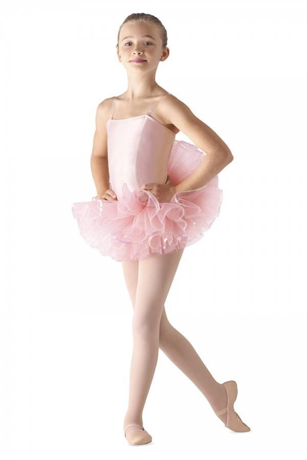 Leo DanceWear LD153CT-Sequin Trim Tutu OneSize Child