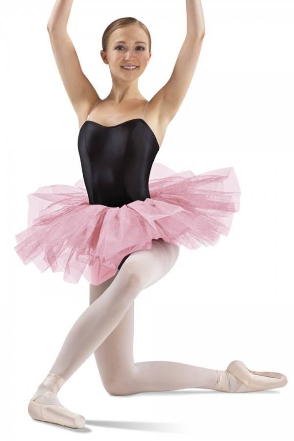 "Leo DanceWear LD138LT-Bando Tutu 5 graduated layers-ADULT 12""-ONESIZE"