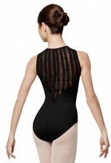 Bloch L7725-Leotard-BLACK-MEDIUM
