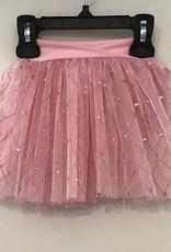 Basic Moves 2331FT-Dimond Mesh Skirt