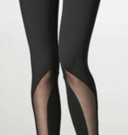 Mondor 5660-52-Legging Mesh Insert-BLACK