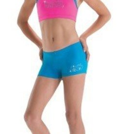 MotionWear 4721-17-Dance Bra Top-PINK/BLUE