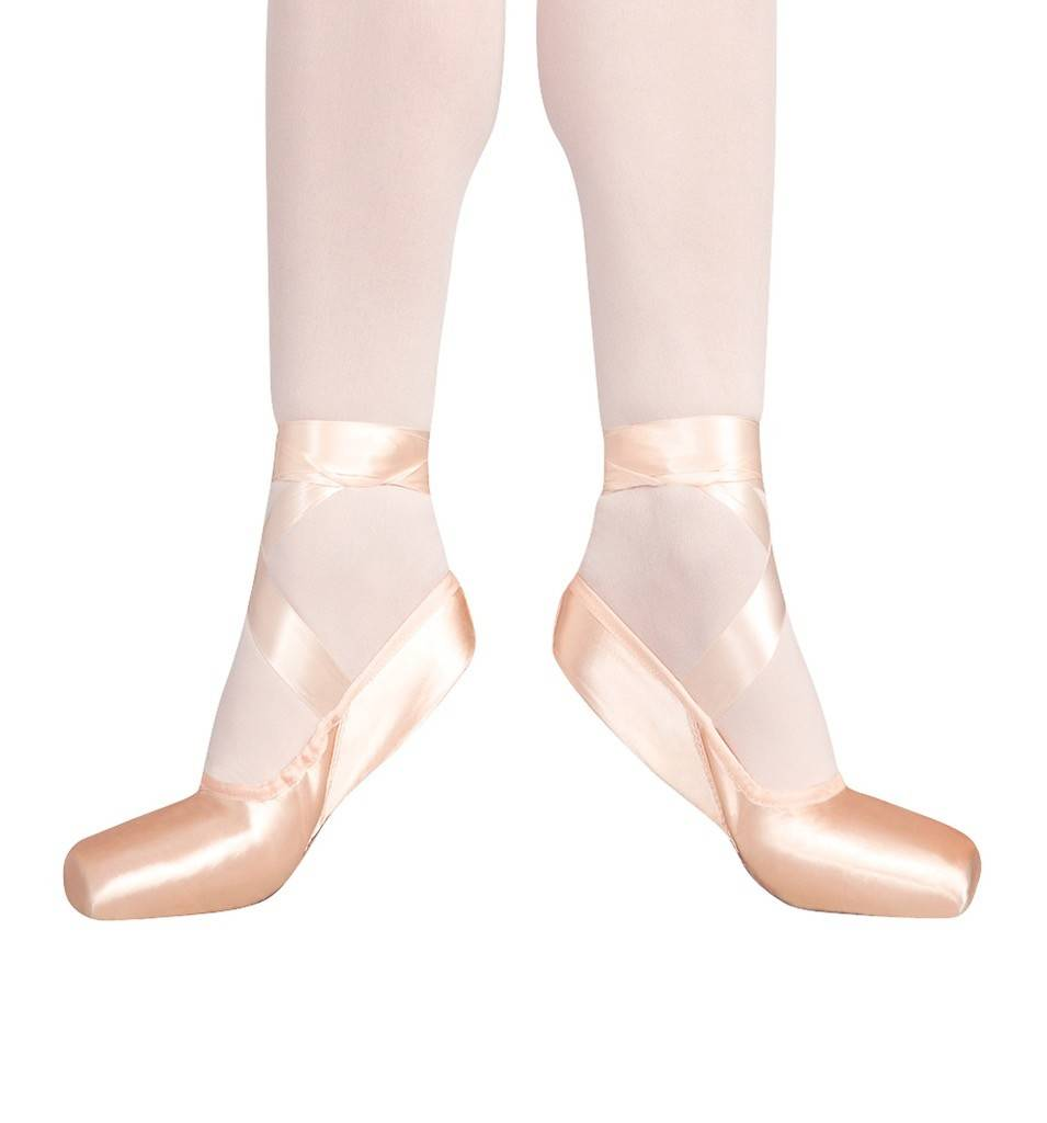 Capezio 1118-Pre-Pointe Training Shoe