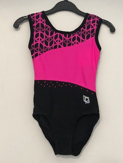 Butterfly Treasures PC-101-Gym Tank Leotard