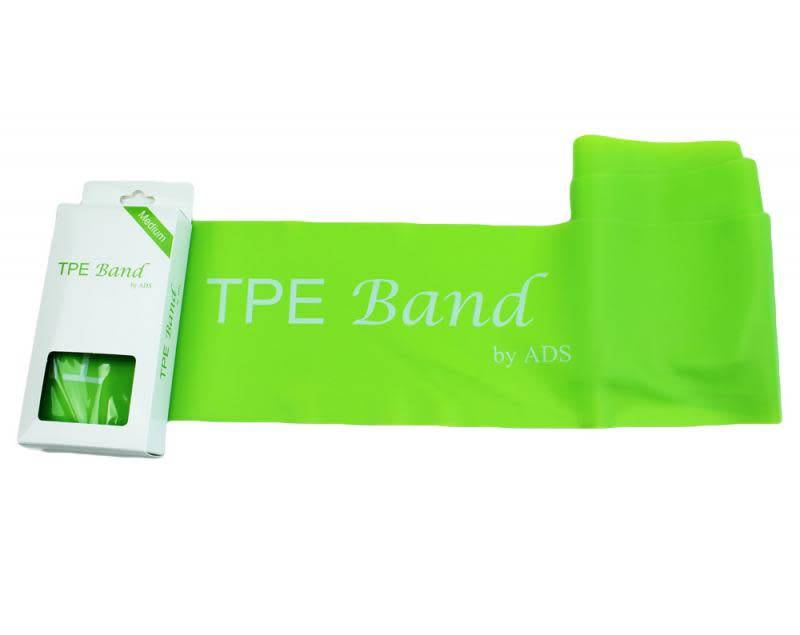 American Dance Supply ADS022-TPE Green Band-MEDIUM