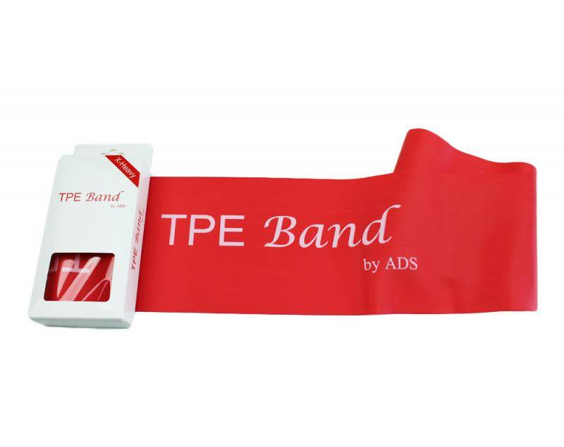 American Dance Supply ADS024-TPE Red Band-XHEAVY