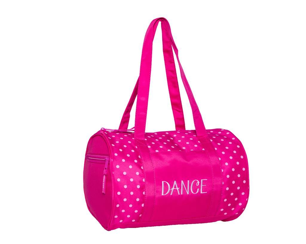 Horizon Dance 1008-Dots Duffel Pink