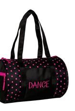 Horizon Dance 1009-Dots Duffel Black