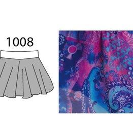 MotionWear 1008-680-617-Pull-On Skirt