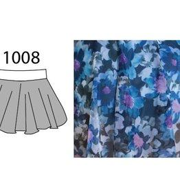 MotionWear 1008-650-617-Pull On Skirt