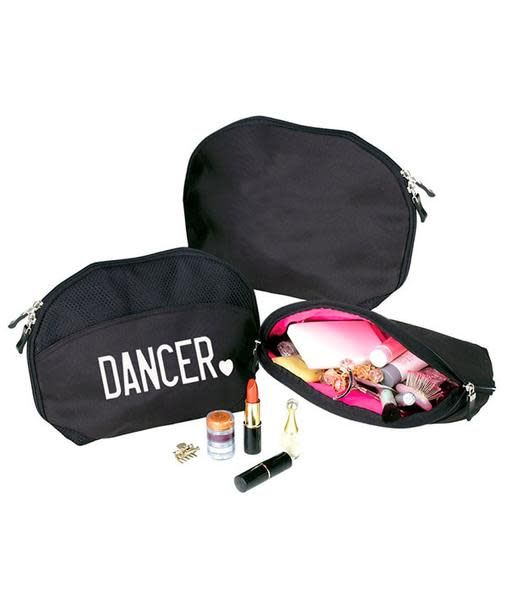 Covet Dance DNCR-CB-Cosmetic Bag Dancer