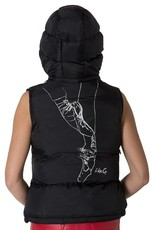 Like G. LG-SM-18-Adult Sleeveles Down Jacket