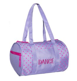 Horizon Dance 1007-Dots Duffel Lavender