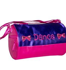 Horizon Dance 3701-Bows Duffel Purple