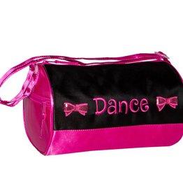 Horizon Dance 3702-Bows Duffel Black