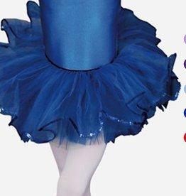 Sansha DF013-Tutu 4 Layers of Tule With Shiny Sequins