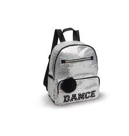 Danshuz B451-Sequin Backpack
