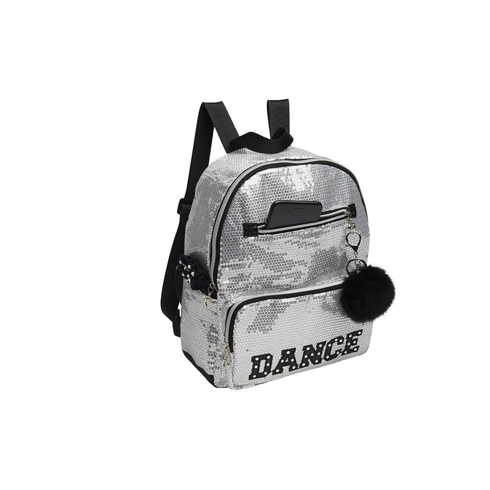 Danshuz B451-Sequin Backpack