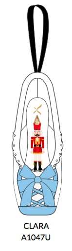 Capezio A1047U-Clara Ornament
