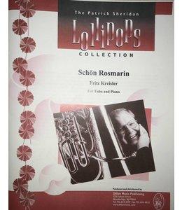Dillon Music Schön Rosmarin - Fritz Kreisler, For Tuba and Piano