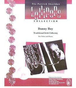 Dillon Music Danny Boy, for Tuba and Piano