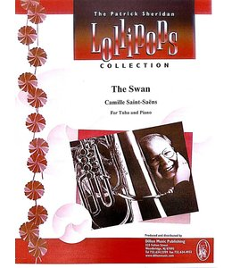 "Dillon Music The Swan from ""Carnival of the Animals"" - Camille Saint-Saëns, for Tuba and Piano"