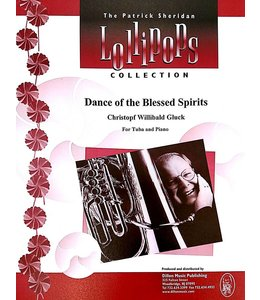 Dillon Music Dance of the Blessed Spirits - Christopf Willibald Gluck, For Tuba and Piano