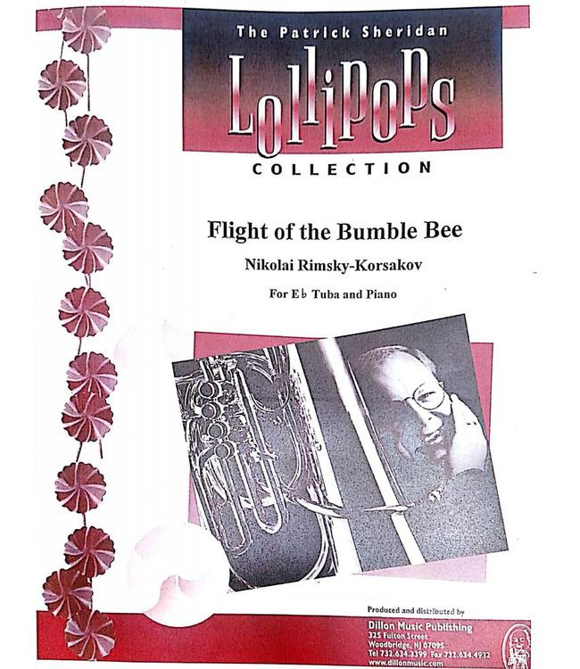 Dillon Music Flight of the Bumblebee (versions for E-flat tuba and for F tuba) - Rimsky-Korsakov