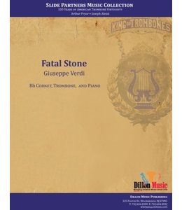 "Dillon Music Fatal Stone- Cornet and Trombone Duet from ""Slide Partners CD"""