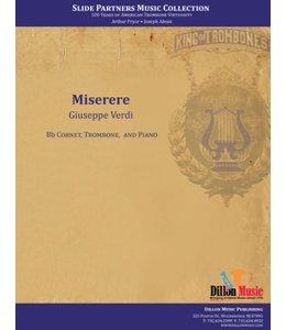 """Dillon Music Miserere- Cornet and Trombone Duet, from """"Slide Partners CD"""""""