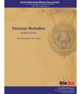 "Dillon Music Parisian Melodies Trombone Solo, from ""Slide Partners CD"""