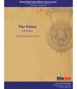 """Dillon Music The Palms- Trombone Solo, from """"Slide Partners CD"""""""