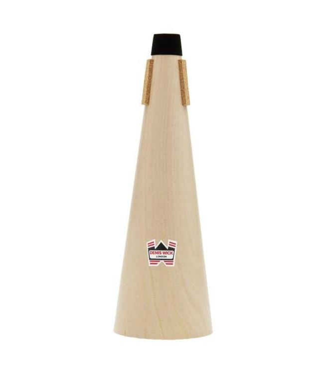 Denis Wick Denis Wick Wooden Straight Mute for Trombone